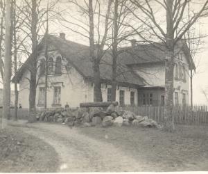 Dzelzavas pagasta pamatskola 1923. gadā